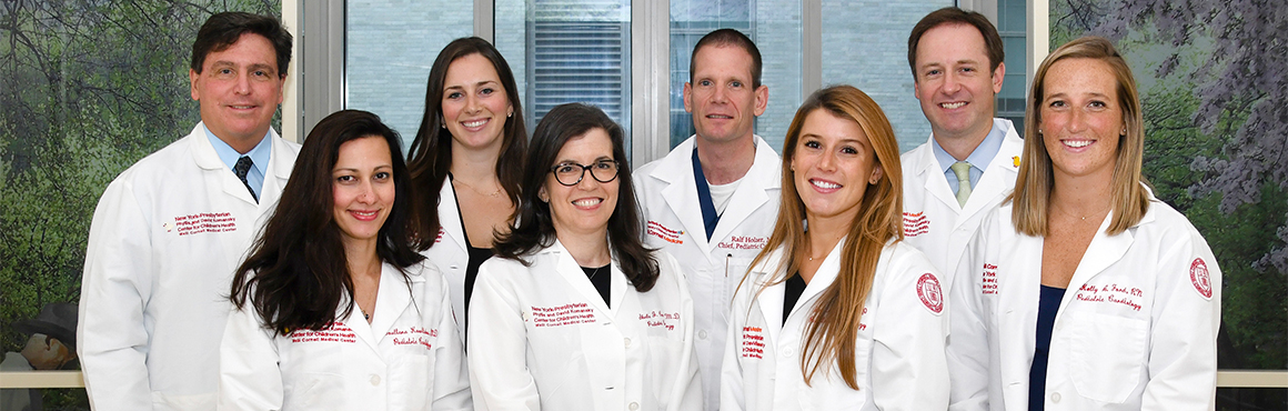 Pediatric Cardiology Division Weill Cornell Medicine