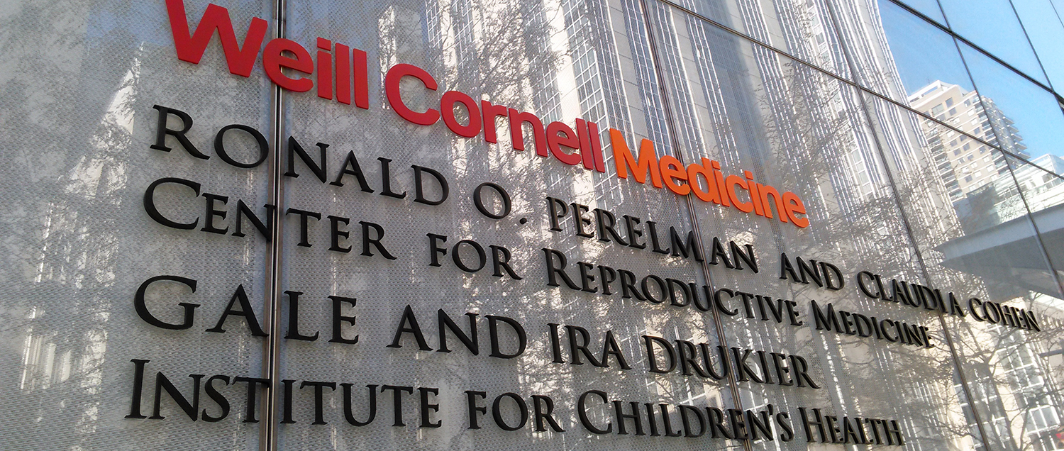 Ronald O. Perelmen Center for Reproductive Medicine Hero Image