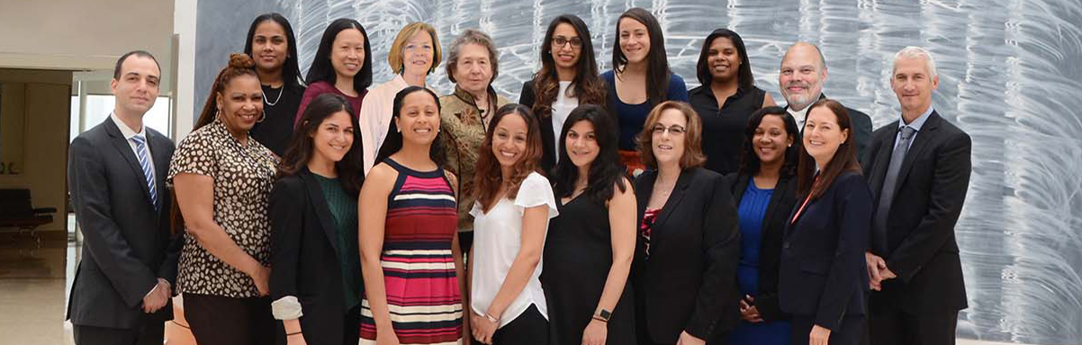 Staff photo of the Gi Metabolic and Bariatric Surgery section at Weill Cornell Medicine