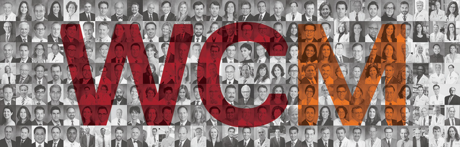 Composite of Weill Cornell Medicine physicians named America's Top Doctors