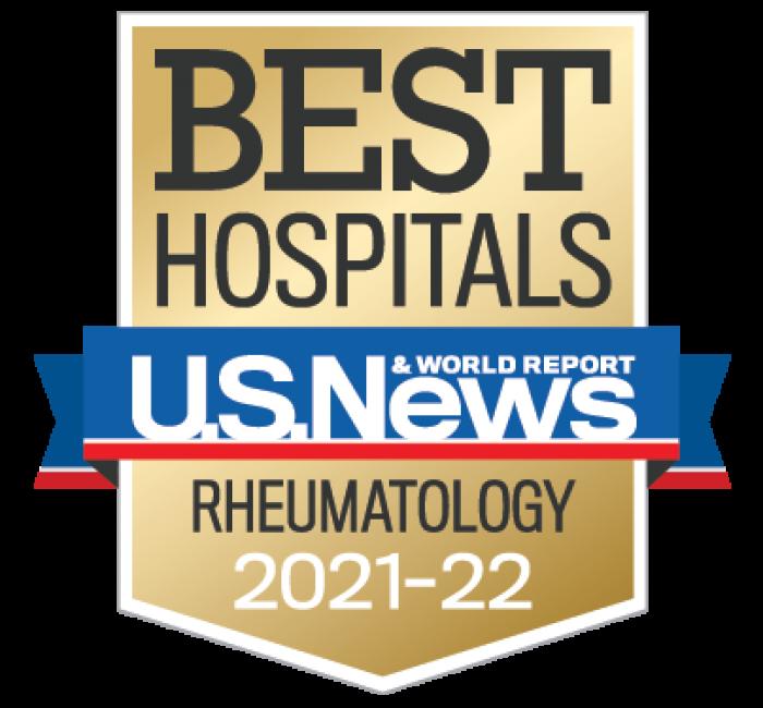 Best Hospital Badge
