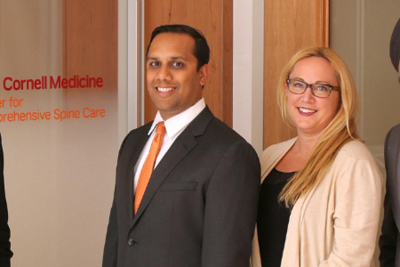 WCM Opens New Comprehensive Spine Center   Weill Cornell