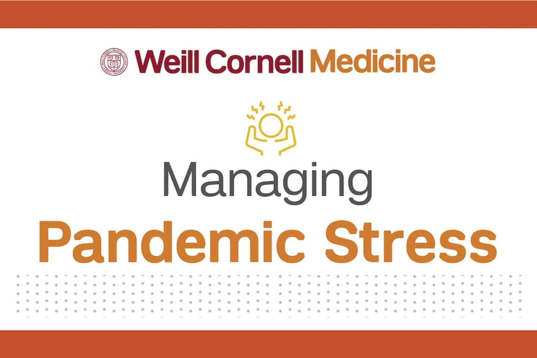 managing pandemic stress