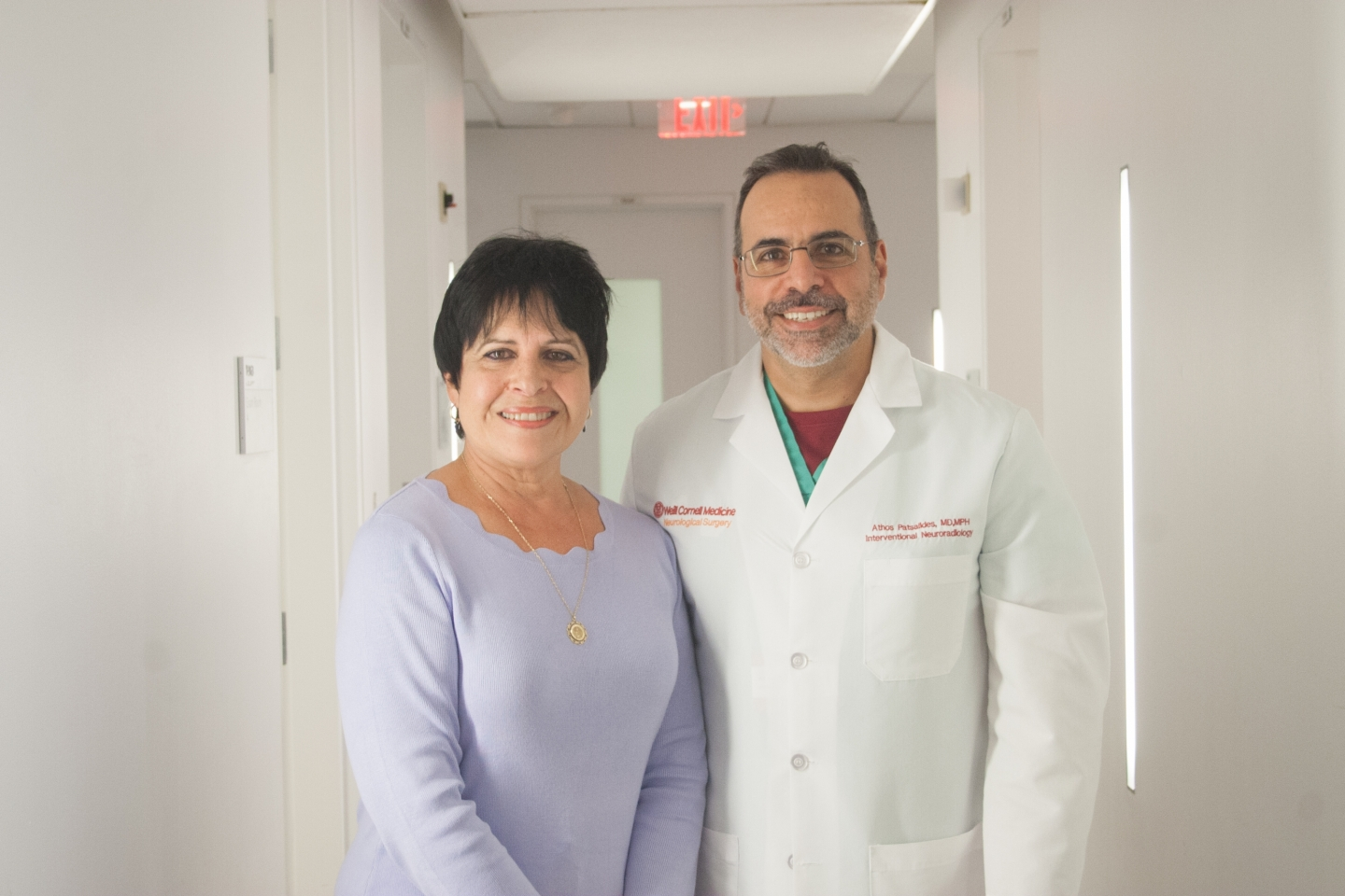 How a Venous Stenting Procedure Helped One Woman Find Relief