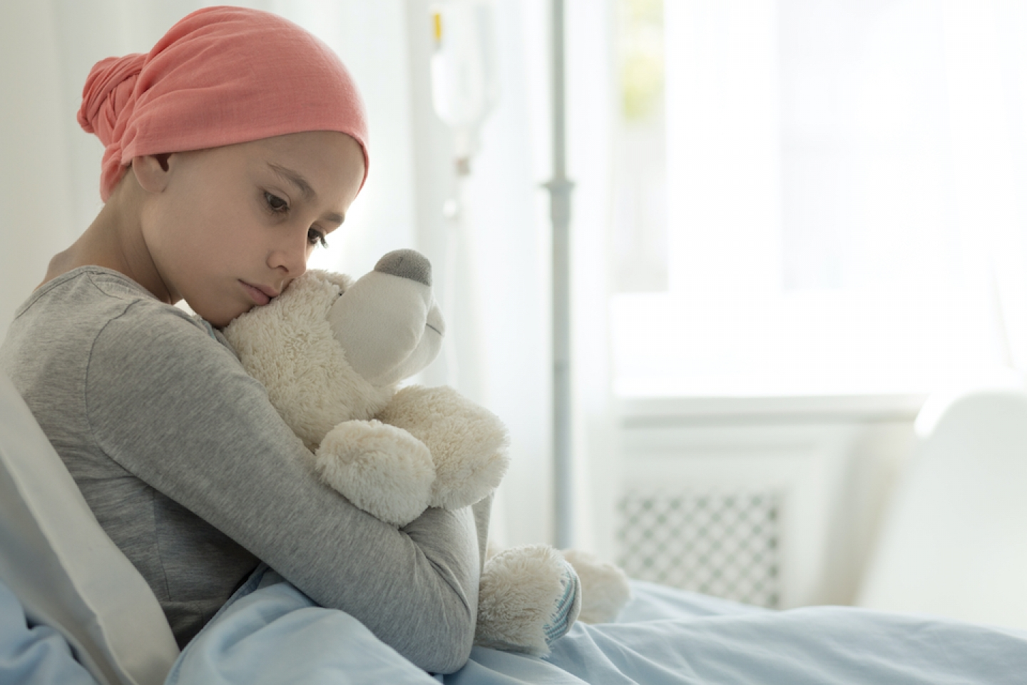 younger cancer patient