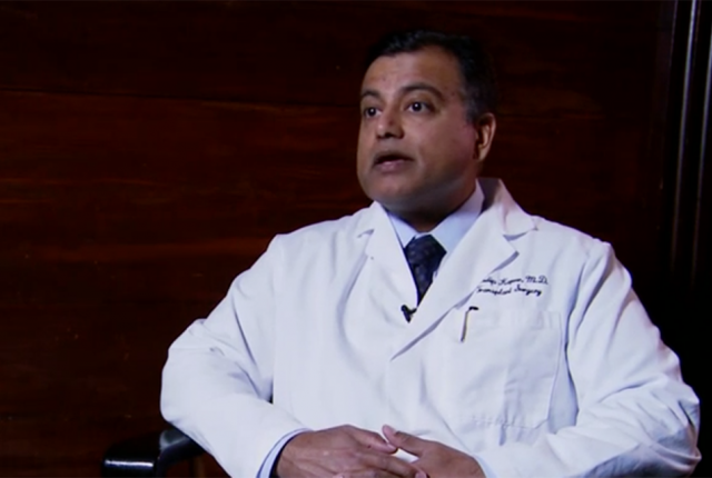 Dr. Kapur discusses diabetes and pancreas transplantation in an interview