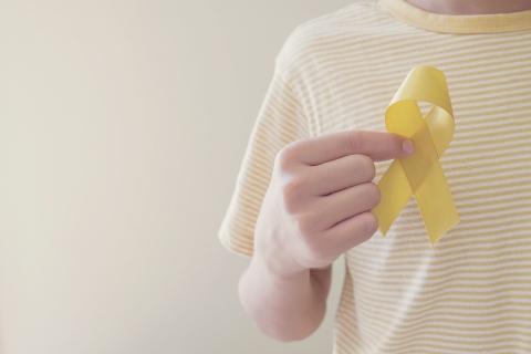 Sarcoma Awareness Ribbon