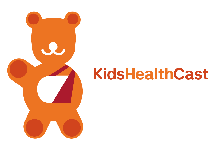 Kids Health Cast logo