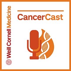 CancerCast podcast logo