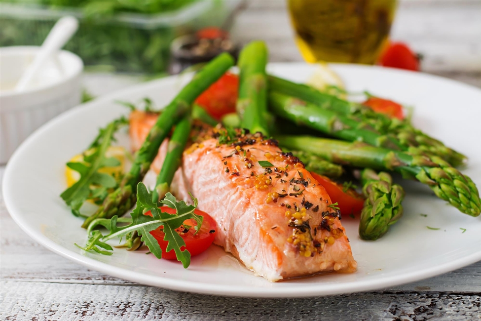 Salmon is a Healthy Superfood