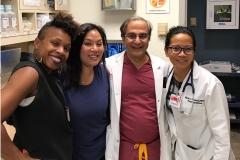 amara group photo with Dr. Altorki