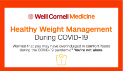 Healthy Weight Management During COVID-19
