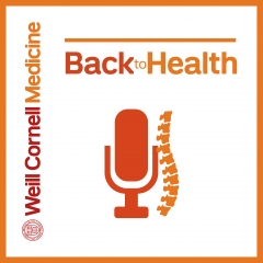 Podcast cover for Back to Health