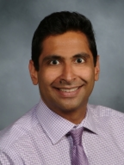 Profile Photo of Ashish Saxena, M.D., Ph.D.