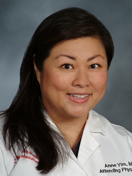 Profile Photo of Anne Yim, M.D.