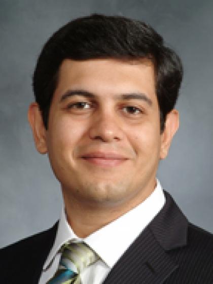 Profile Photo of Ashwin V. Asrani, M.B., B.S.