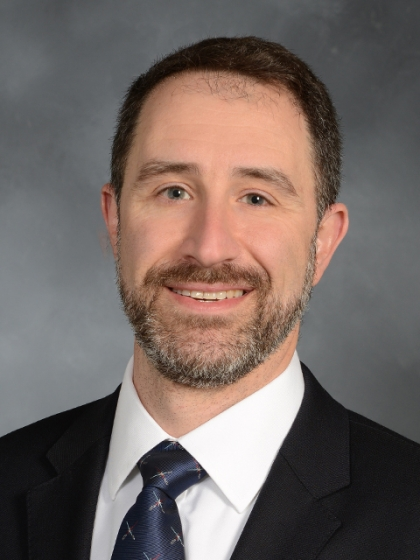 Profile Photo of Christopher Barbieri, M.D., Ph.D