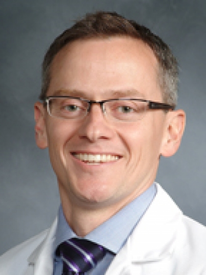 Profile Photo of David P. Calfee, M.D., M.S.