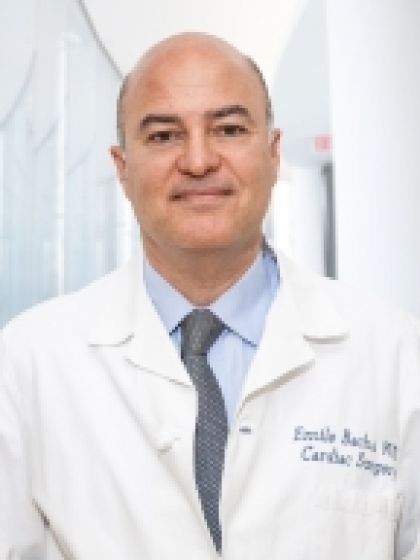 Profile Photo of Emile A. Bacha, M.D.