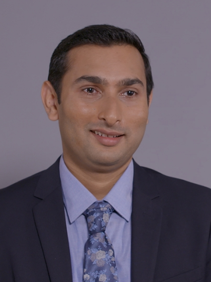 Profile Photo of Eshan Patel, M.D.