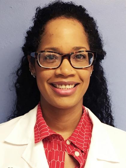 Profile Photo of Francis Sharone Bauldrick-Hernandez, M.D.