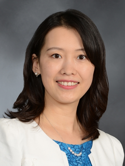 Profile Photo of He Sarina Yang, Ph.D.