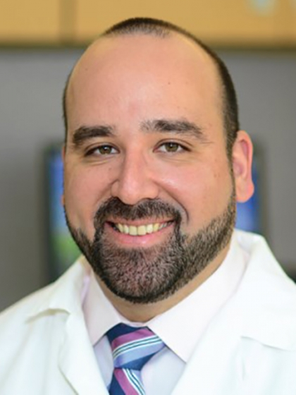 Profile Photo of Joel Ricci-Gorbea, M.D.