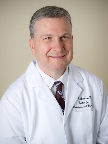 Profile Photo of John P. Leonard, M.D.