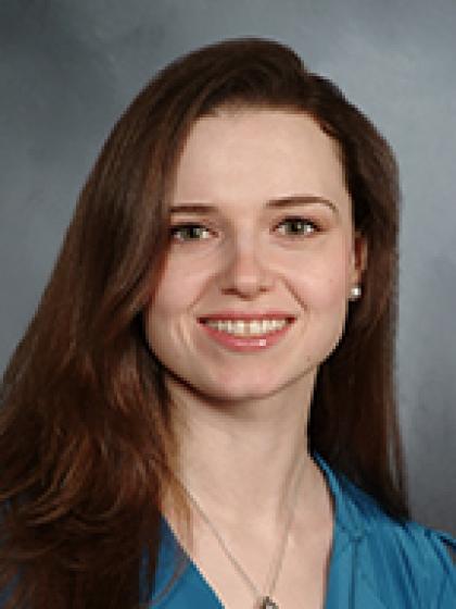 Profile Photo of Kira Minkis, M.D. Ph.D.