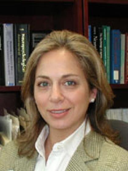 Profile Photo of Lisa D. Ravdin, Ph.D.
