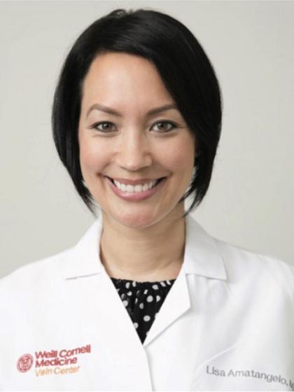 Profile Photo of Lisa Amatangelo, MD, RVT, FACPh