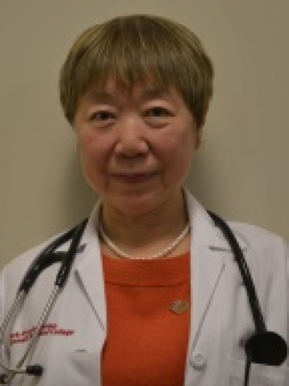 Profile Photo of LiJun Mi, M.D., Ph.D., FACP
