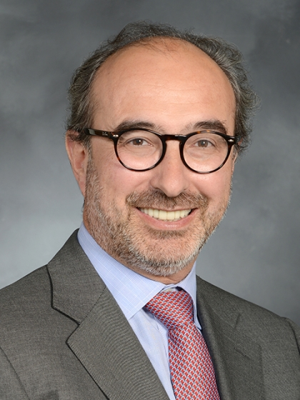 Profile Photo of Manuel Hidalgo Medina, M.D., Ph.D.
