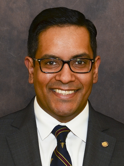 Profile Photo of Mayur Narayan, M.D., M.P.H, M.B.A., MHPE, FACS, FCCM, FICS