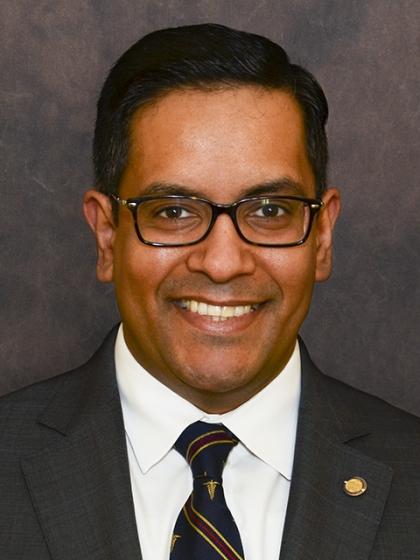 Profile Photo of Mayur Narayan, M.D., M.P.H, M.B.A., MHPE, FACS, FCCM, FICS