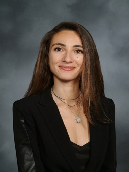 Profile Photo of Maria Plataki, M.D. Ph.D.