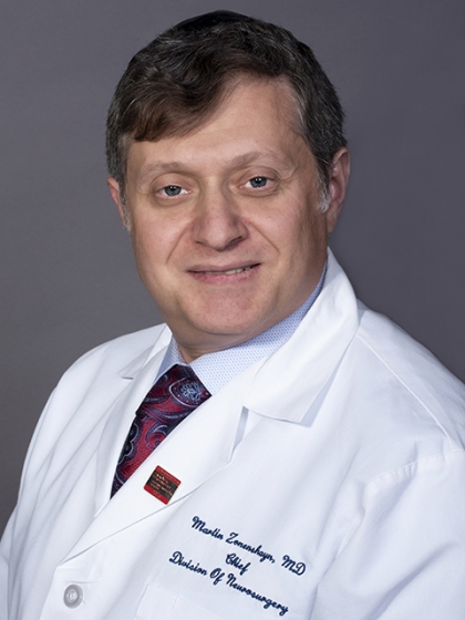 Profile Photo of Martin Zonenshayn, M.D.