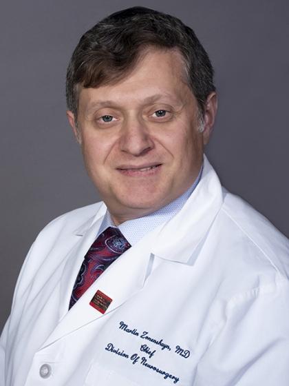 Profile Photo of Martin Zonenshayn, M.D.