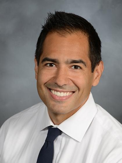 Profile Photo of Marcus DaSilva Goncalves, M.D., Ph.D.
