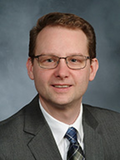 Profile Photo of Michael Kluk, M.D., Ph.D.