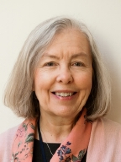 Profile Photo of Mary J Ward, Ph.D.