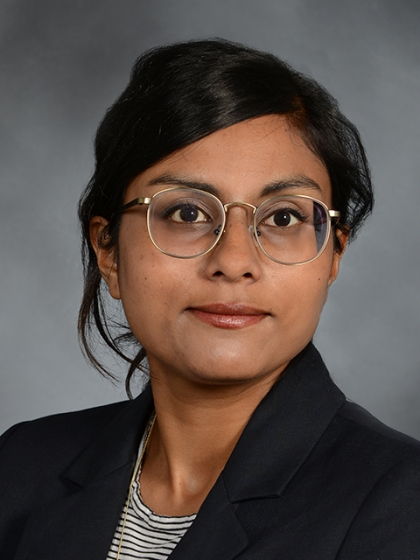 Profile Photo of Priya D. Velu, M.D., Ph.D.