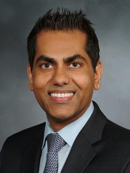 Profile Photo of Rahul Sharma, M.D., M.B.A.