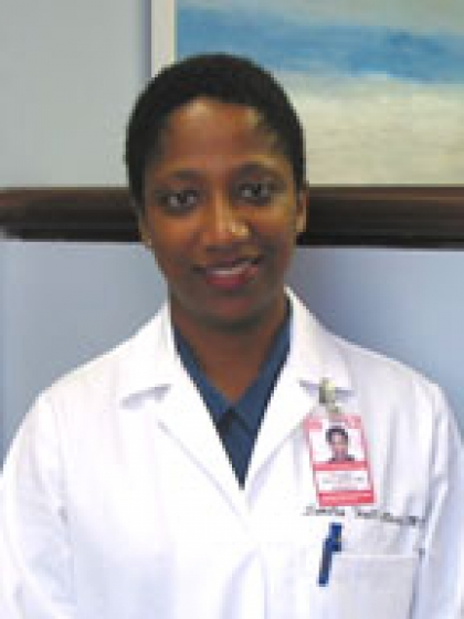 Profile Photo of Sandra M. Hall-Ross, M.D.