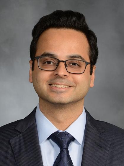 Profile Photo of Syed Saad Mahmood, M.D., MPH