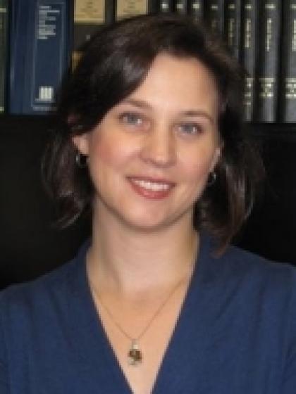 Profile Photo of Victoria M. Wilkins, Ph.D.
