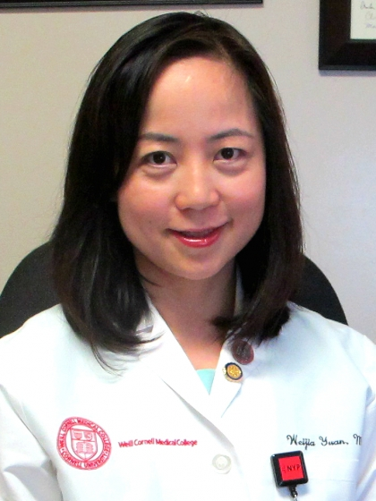 Profile Photo of Weijia Yuan, M.D.