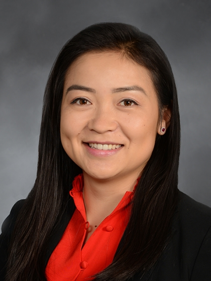 Profile Photo of Yawei Jenny Yang, Ph.D., M.D.