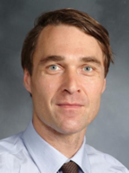 Profile Photo of Ype P. de Jong, M.D., Ph.D.
