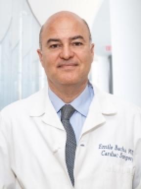 Emile A. Bacha, M.D. Profile Photo